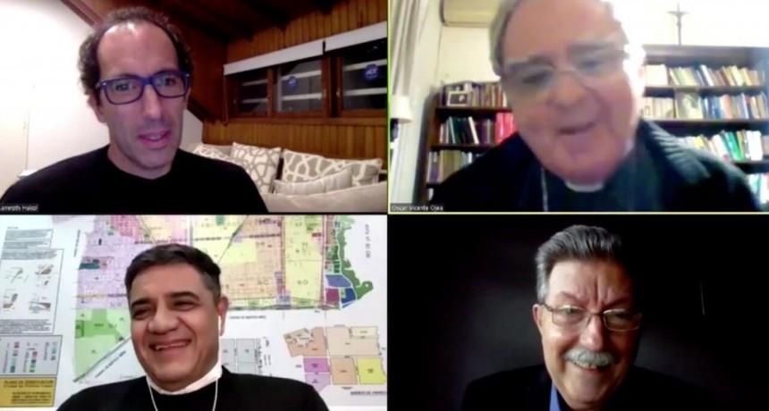 """Vicente López: Jorge Macri realizó una charla online por el """"día del diálogo interreligioso"""""""