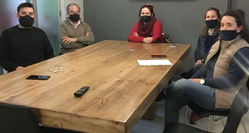 Tapalqué: Veterinaria se incorporan al equipo del Quirófano Móvil