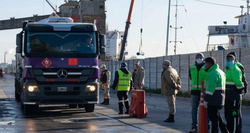 Provincia de Buenos Aires inicia operativos de control en puertos