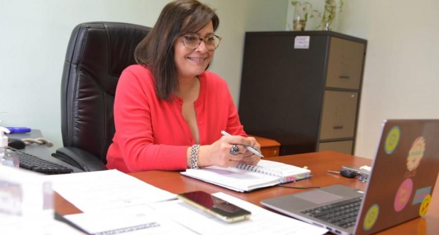 Ituzaingó: Andrea Musante se reunió con representantes de Molineros y Panaderos