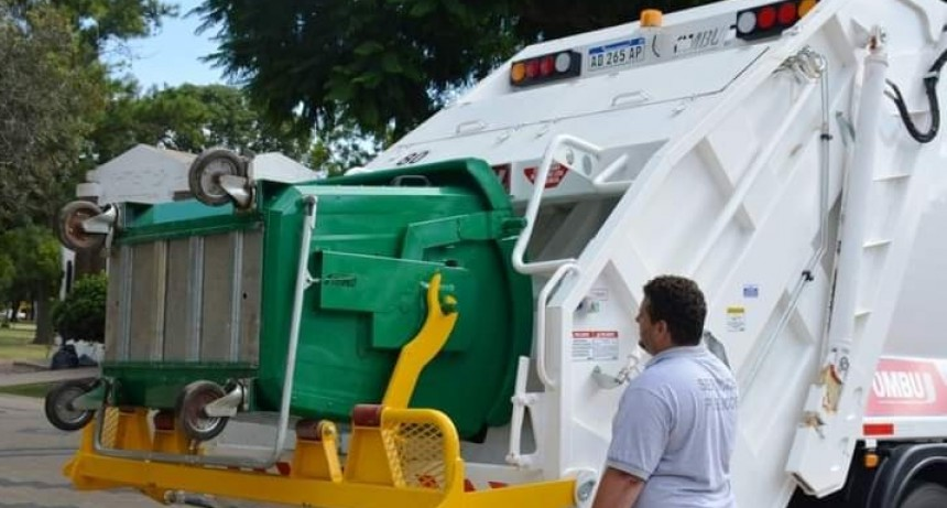 Lezama: Autorizan la compra de una Compactadora de Residuos por más de 7 millones de pesos