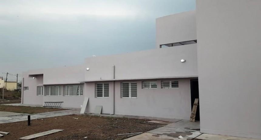 """Moreno: Finalizan las obras en el Centro de Atención Primaria de Salud (CAPS) """"La Perla"""""""