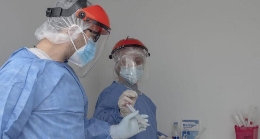 Tapalqué: El Hospital recibió insumos desde Salud bonaerense