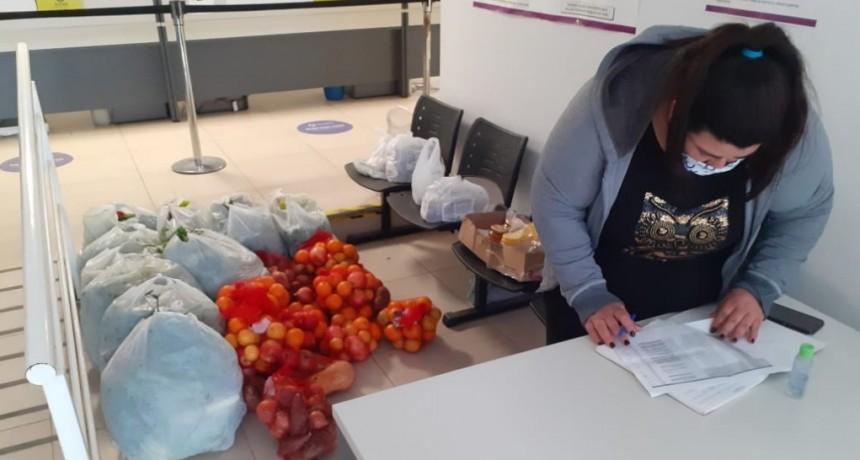 """Quilmes: Se llevó a cabo la primera entrega de los Combos """"Compra en Red"""""""