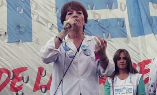 """María Torre (SUTEBA): """"La muerte de Sandra y Rubén no fue un accidente, se podía haber evitado"""""""
