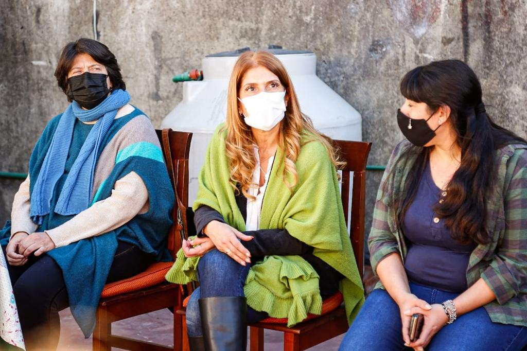 Avellaneda: El Municipio instaló una alarma comunitaria en Wilde