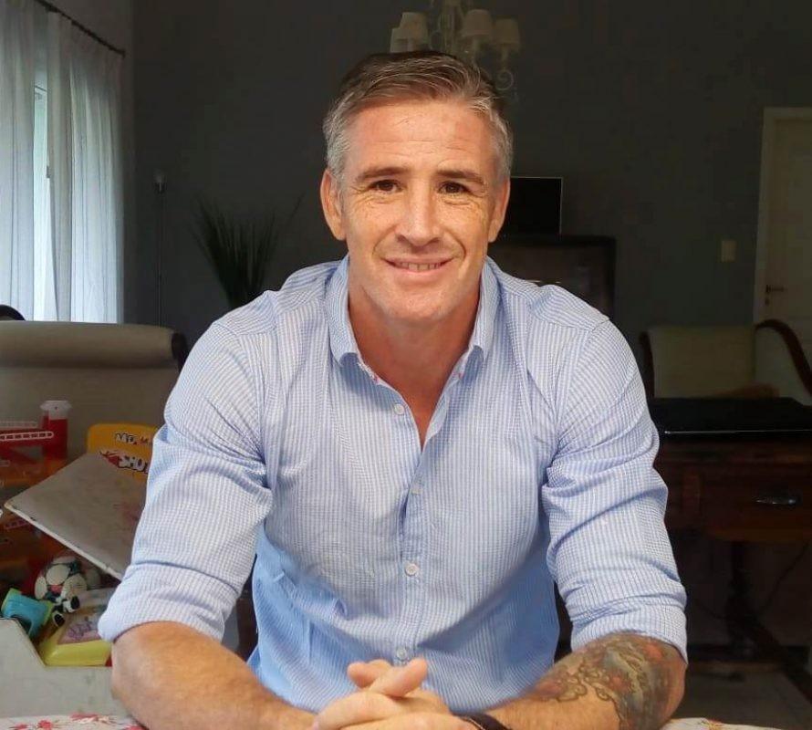 """Facundo Diz: """"Santilli no conoce Navarro. No podemos especular que gane un candidato que no conoce La Provincia"""""""
