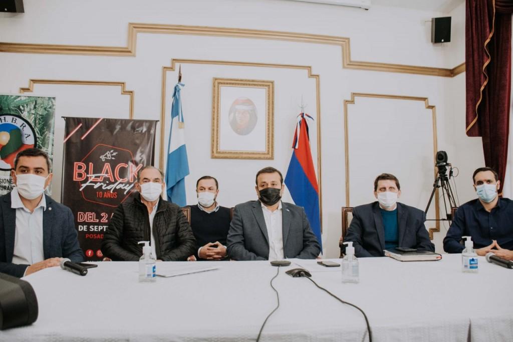 Misiones: Ahuad brindó detalles del programa de bonificación de hoteles por el Black Friday 2021