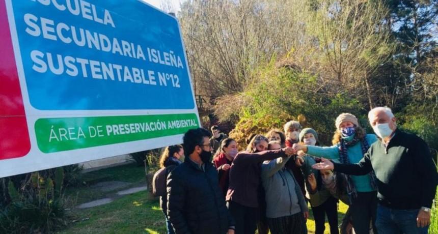 Tigre: Se construirá una escuela secundaria de educación sustentable en el Delta