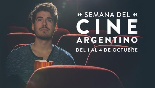 Semana del Cine Argentino con entradas a 35 pesos