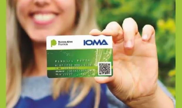 IOMA: Las credenciales de papel vencen el 1° de noviembre