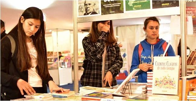 Merlo: Se inauguró la Primera Feria del Libro