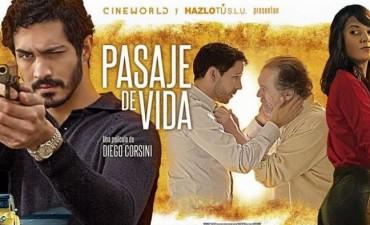 Cine: Reestreno en Argentina de Pasaje de vida