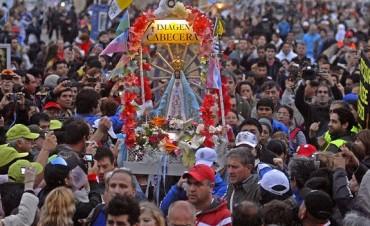 Luján: Se realiza la 43° Peregrinación de la Juventud