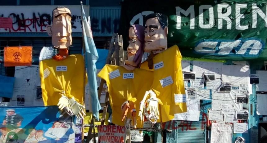 Moreno: Quien es cada uno de los personajes de la tragedia (2ª parte)