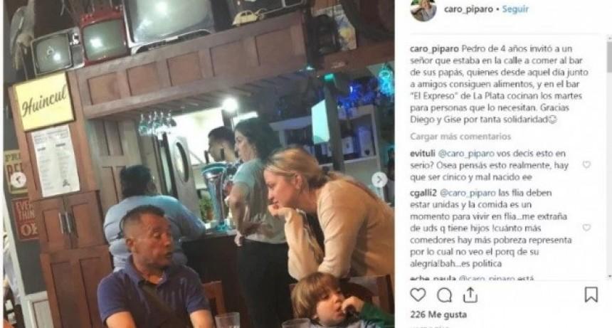 Indignante declaración de Carolina Píparo (Cambiemos) sobre la pobreza