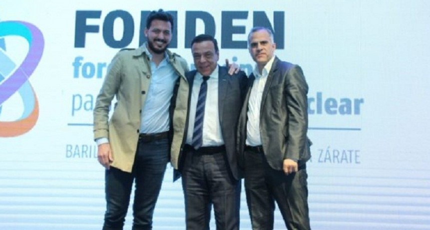 Zárate: El intendente Cáffaro inauguró el Foro de Municipios para el Desarrollo Nuclear