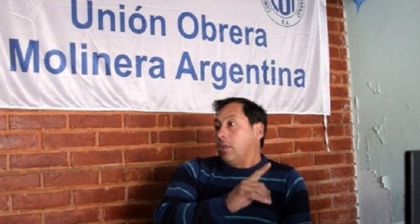 Molineros: Mauricio Duarte fue reelecto como secretario general de la seccional Gral. Rodríguez