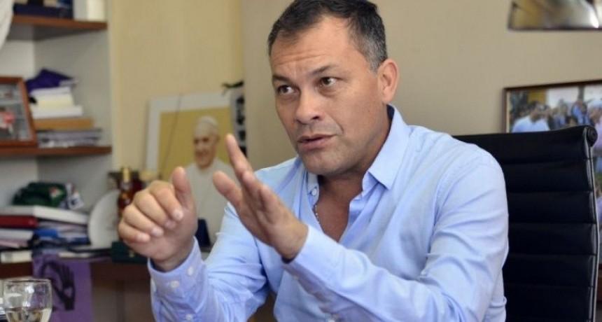 """Festa: """"Como presidente del PJ, voy a convocar a los candidatos de la interna para dar el mensaje que hay unidad"""""""