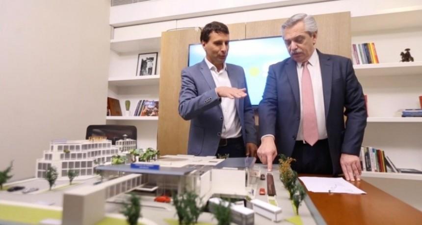 San Miguel: La Porta presenta su proyecto de transporte que incluye una Terminal de ómnibus en Lemos