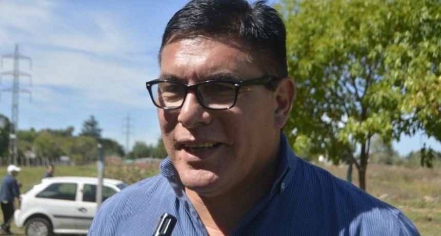 """Raúl Taborda: """"Estoy confiado que se va a producir un gran triunfo y que Moreno va a seguir gobernado por el peronismo"""""""