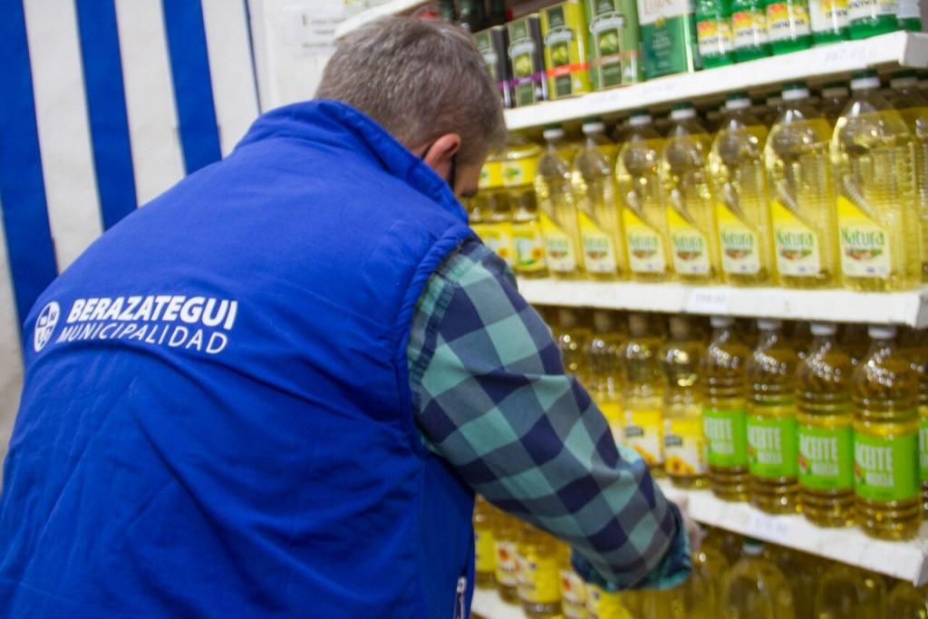 Berazategui: Ya se realizaron más de 1.670 inspecciones comerciales