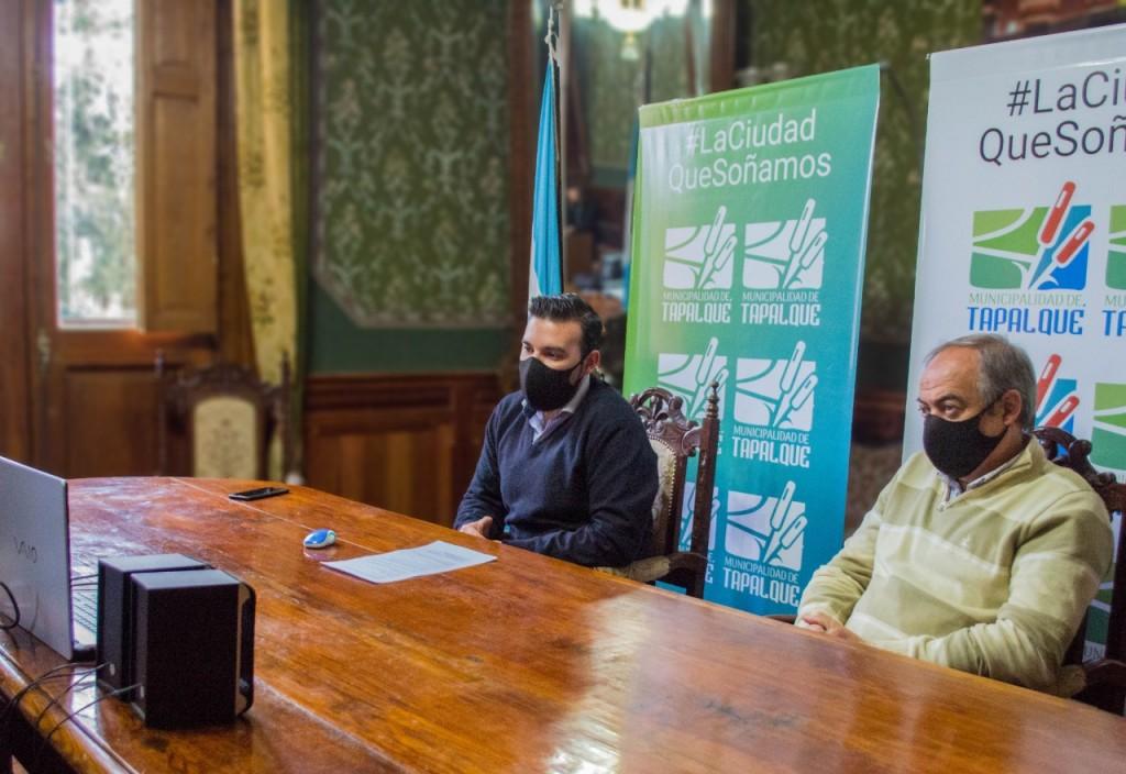 """Tapalqué: El Programa """"Mejor Tapalqué Rural"""" prevé un movimiento comercial de dos Millones de pesos"""