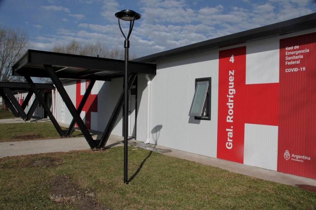 Gral. Rodríguez: A un mes de la inauguración del Complejo Hospitalario se brindó un detalle de las atenciones
