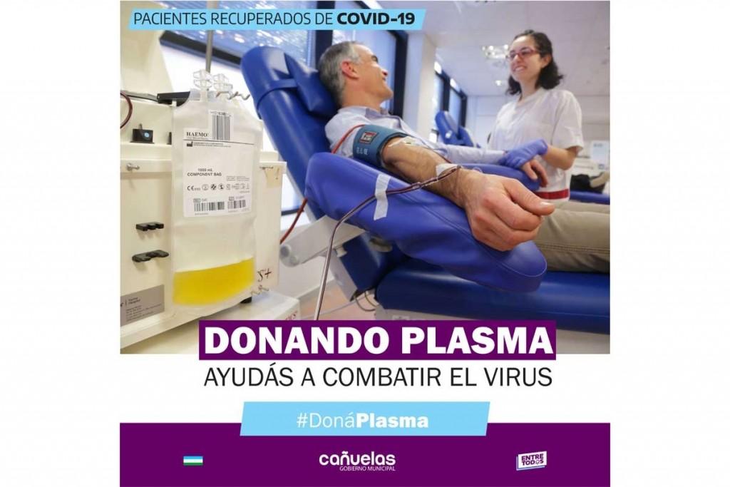 Cañuelas: El Municipio articula acciones con el Hospital Regional y CUCAIBA para la Donación de Plasma