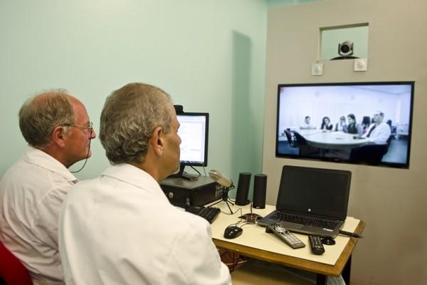 Chascomús: Se implementará la telemedicina en el Hospital Municipal mediante un convenio con la Fundación Garraham