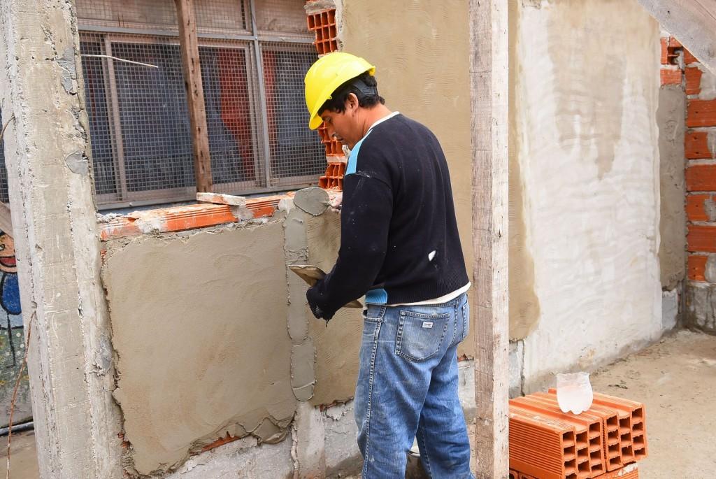 173 familias de Escobar resultaron ganadoras del primer sorteo para refacción y mejoramientos de sus viviendas