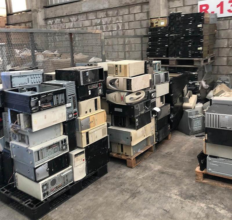 Ituzaingó recibirá aparatos electrónicos en desuso para reciclar