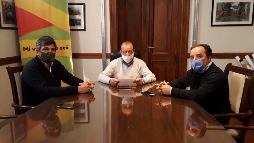 Tres Arroyos: Importante subsidio del Ministerio de desarrollo social de la Nación