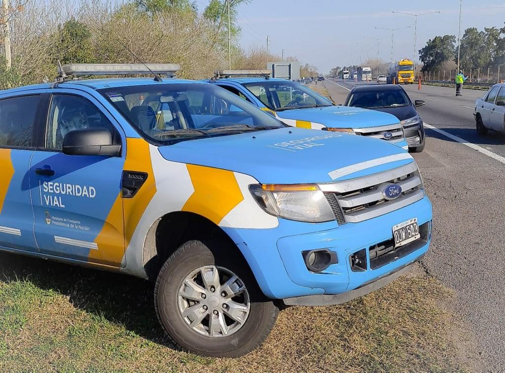 Campana: El Municipio gestiona mejoras en la seguridad vial de la Ruta Panamericana