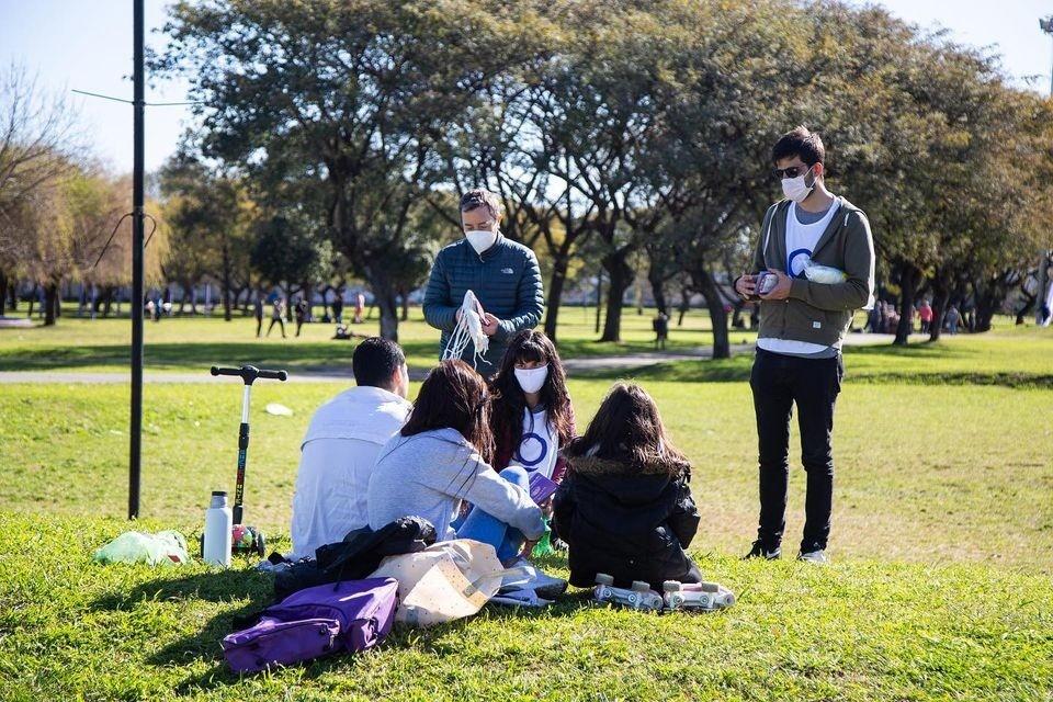 Quilmes: Operativo municipal de prevención por el Día del Estudiante y la Primavera