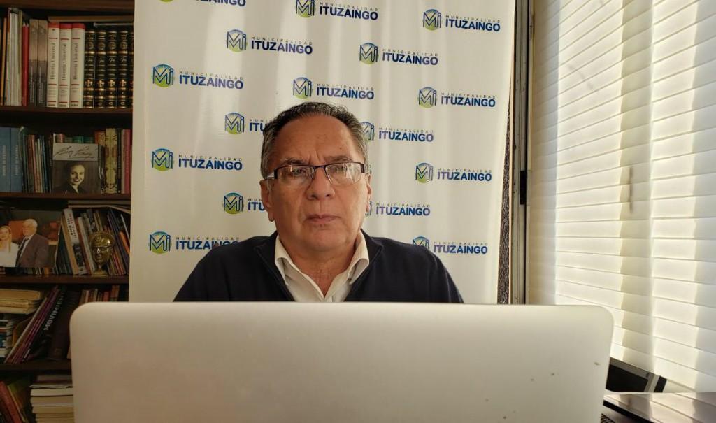 """Alberto Descalzo: """"Durante la anterior gestión la presencia del Estado no estuvo. Hoy se planifica junto a los municipios, es una diferencia muy grande"""""""