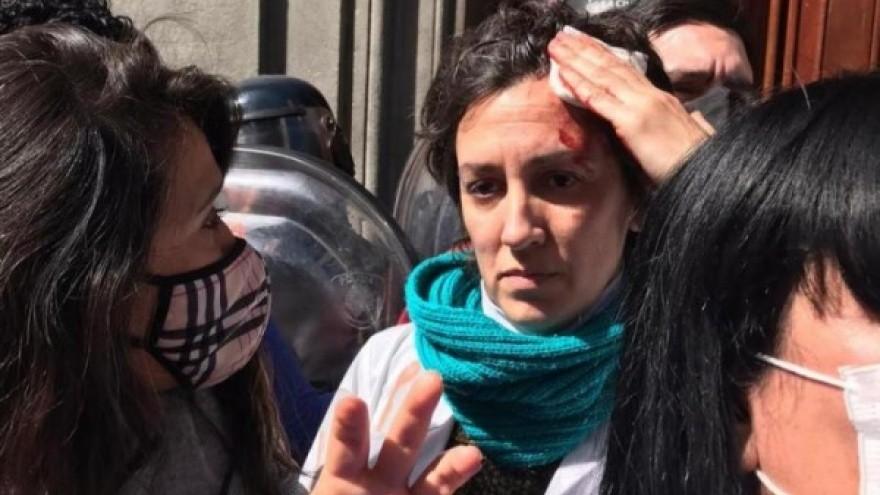 """CABA: """"El 1° de octubre la Enfermería para y se moviliza contra la discriminación de Larreta"""""""
