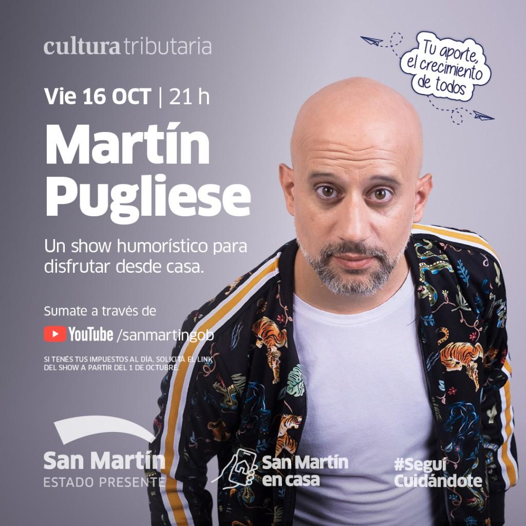 San Martín: Octubre llega con nuevos beneficios de Cultura Tributaria