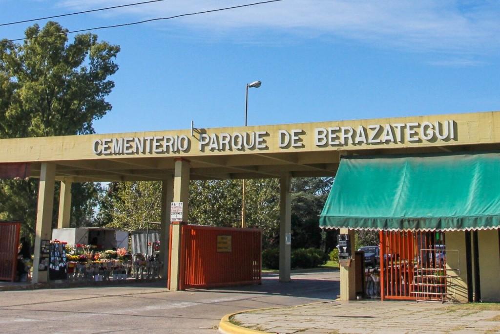 Berazategui: El cementeriomunicipal abre sus puertas para visitas
