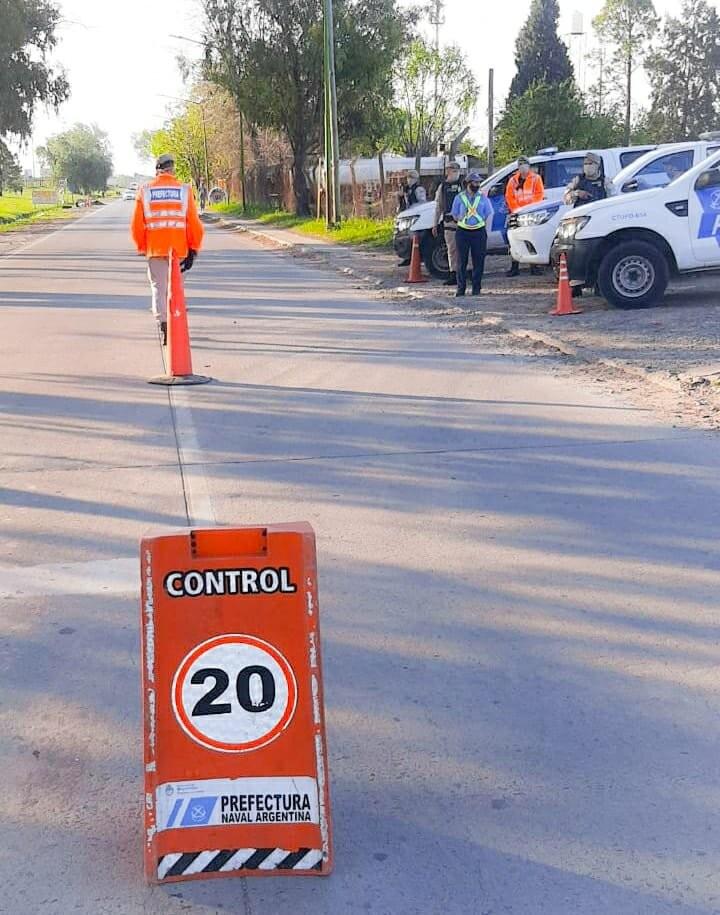 Campana: En un nuevo operativo de tránsito, secuestran varias motos por irregularidades