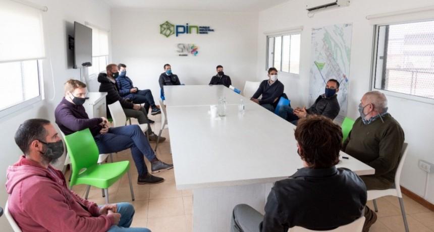 San Nicolás: Una empresa fue inaugurada en el parque industrial