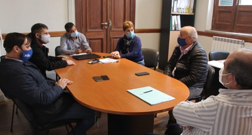 Tres Arroyos: Se establecen pautas para traslados y asistencias de los afiliados de PAMI
