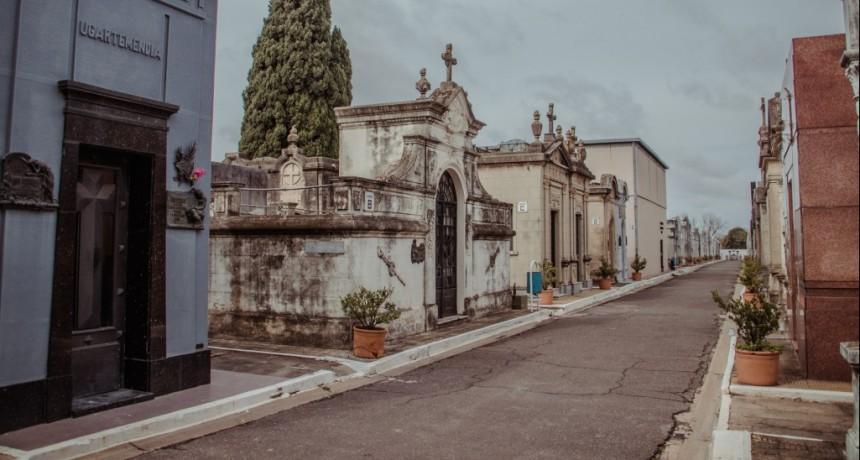 Campana: Habilitan las visitas al cementerio durante este fin de semana