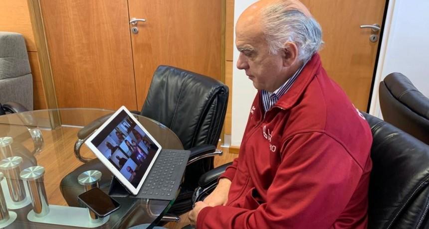 Lanús: Grindetti se reunió con Concejales por la Asistencia económica a Escuelas Privadas