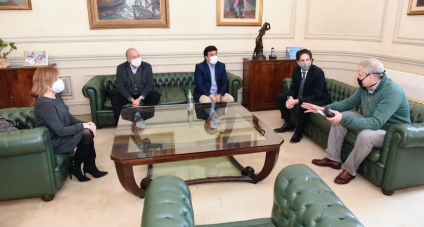 La Matanza: Espinoza y Trotta anunciaron que en Marzo 2021 la UNLAM abrirá la sede González Catán