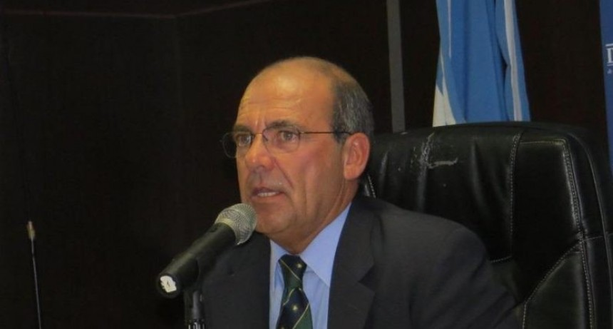 Moccero celebró la millonaria inversión para obra de cloacas en Coronel Suárez