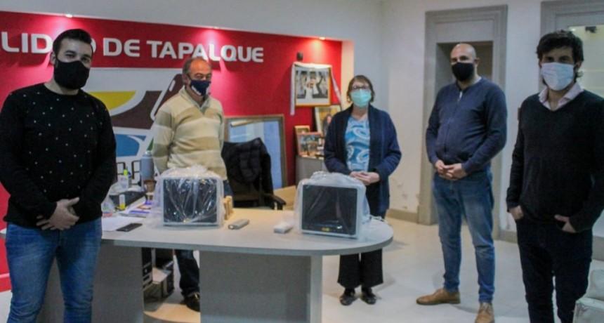 Tapalqué: El intendente Cocconi recibió nuevos insumos para el Hospital Municipal