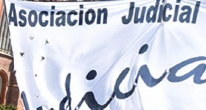 """Pablo Abramovich (AJB): """"Los judiciales expresamos nuestro profundo malestar por la falta de una propuesta salarial concreta"""""""