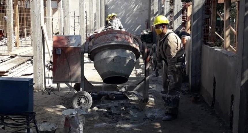 """Moreno: Reiniciaron las obras en el CAPS """"Villa Anita"""""""