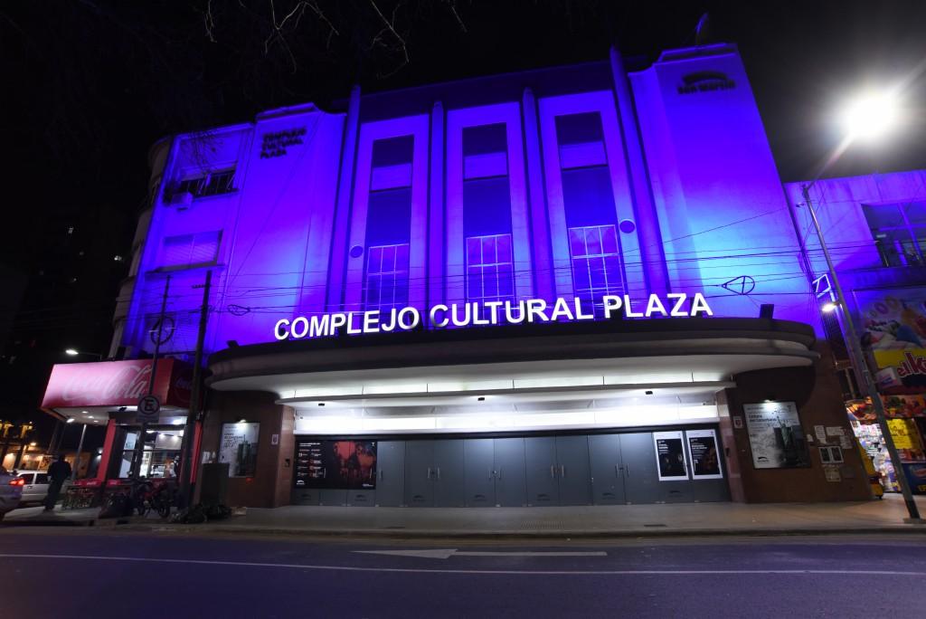San Martín: Volvieron las funciones del Complejo Cultural Plaza